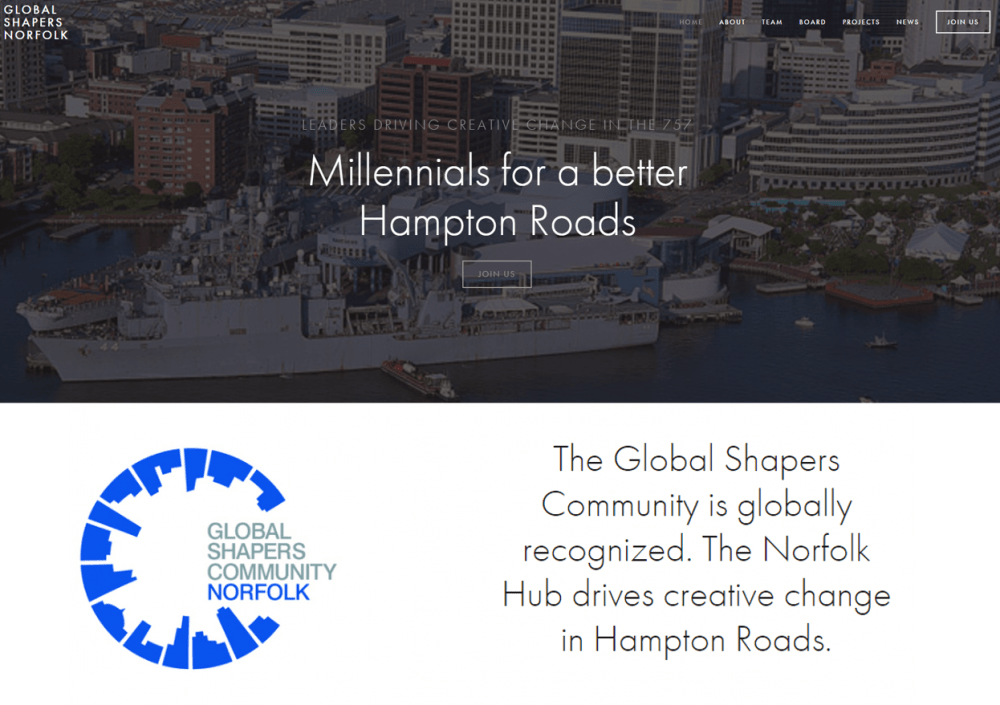 Global Shapers Norfolk