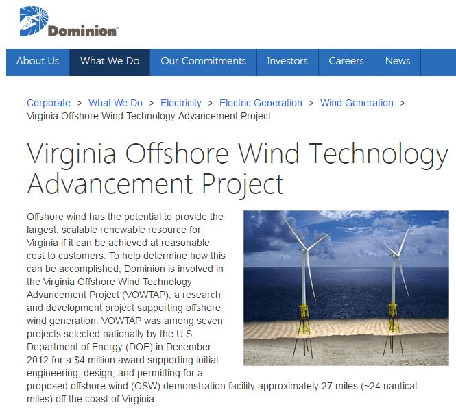 VA Offshore Wind